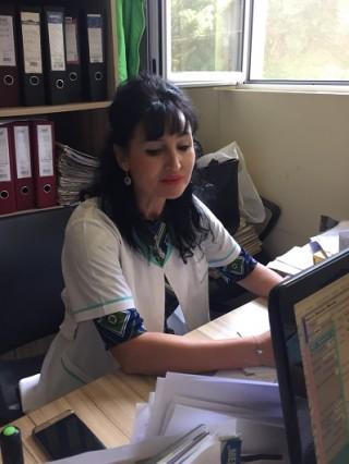 Д-р Гергана Бесалева
