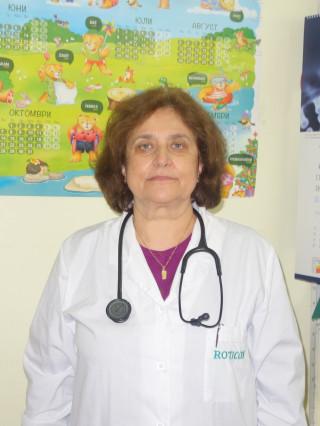 Д-р Надежда Димова
