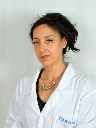 Д-р Лора Кълвачева