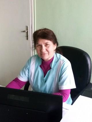 Д-р Генка Шопова