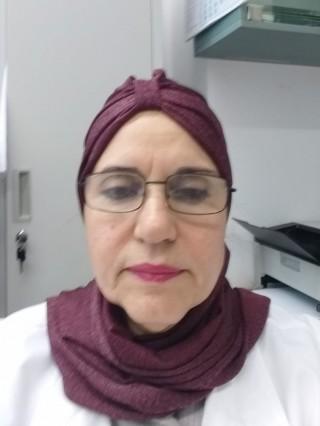 Д-р Инширах Алшарафи, дм