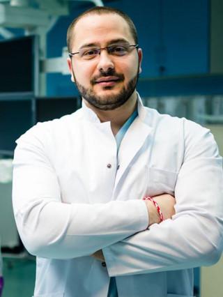 Д-р Георги Тодоров, дм