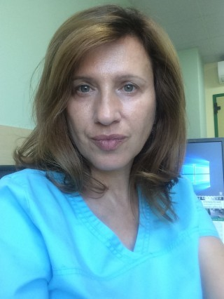Д-р Ирен Иванова
