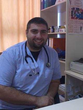 Д-р Христо Дипчиков и д-р Магдалена Трифонова
