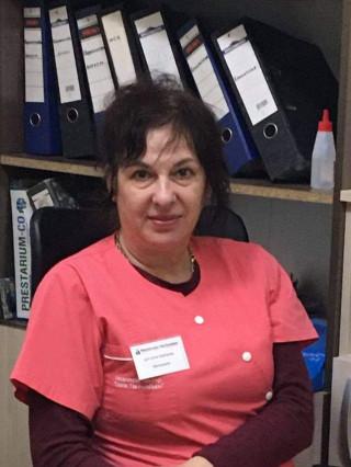Д-р Соня Георгиева