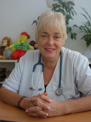 Д-р Албена Бонева