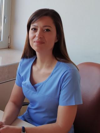 Д-р Мария Петришка, ЕМГ