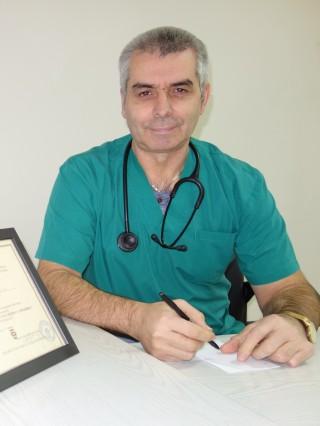 Д-р Димитър Лазаров