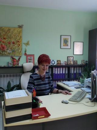 Д-р Соня Галева
