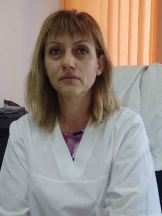 Д-р Хариета Елкова, дм