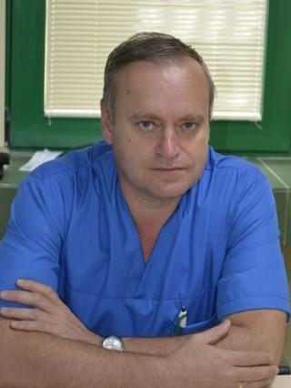 Д-р Росен Икономов, дм