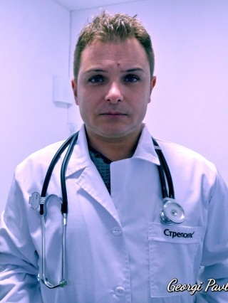 Д-р Георги Павлов
