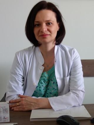 Д-р Илияна Охай