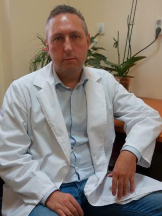 Д-р Пламен Антимов