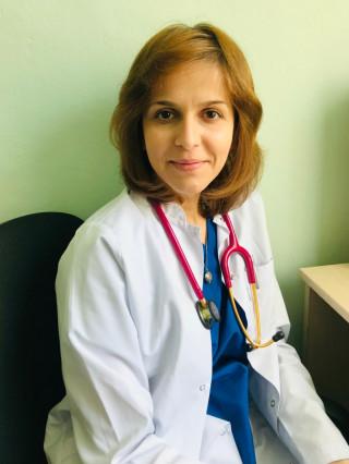 Д-р Мария Илиева-Герова