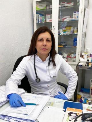 Д-р Петя Маджарова
