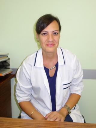 Д-р Диана Йорданова, дм
