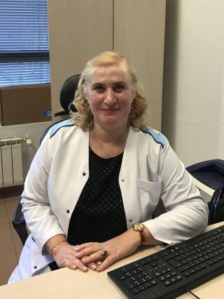Д-р Евелина Вакрилова-Стоянова