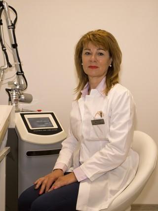Д-р Галина Монева