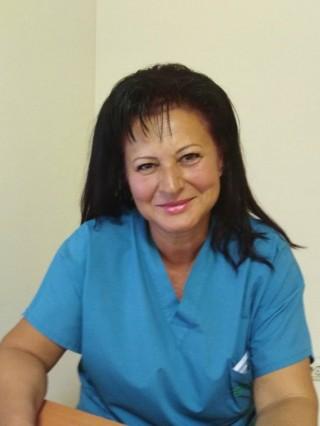 Д-р Виолета Паскалева