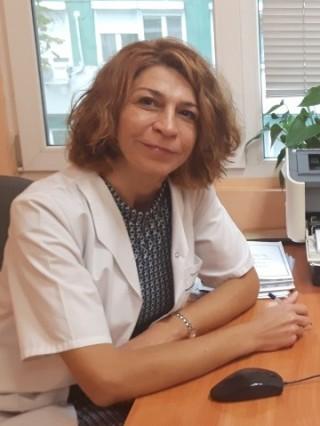 Д-р Стефка Стефанова