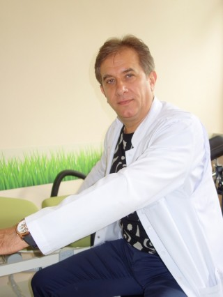 Д-р Сашо Георгиев, дм