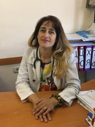 Д-р Мирослава Методиева