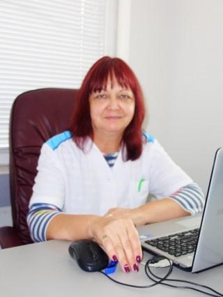 Д-р Маргарита Зюмбюлева