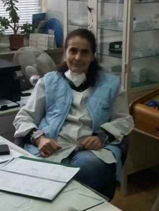 Д-р Мария Цолова-Дамянова
