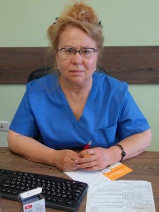 Д-р Светла Петкова