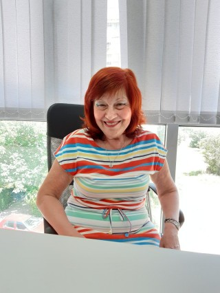 Д-р Мария Златарева