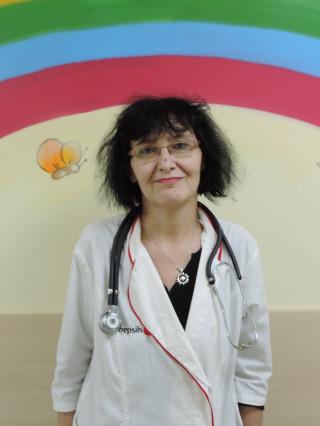 Д-р Снежа Шаламанова