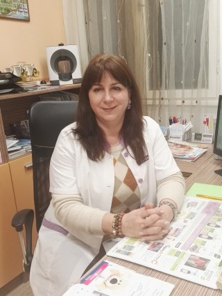 Д-р Павлина Темнялова-Лозанова