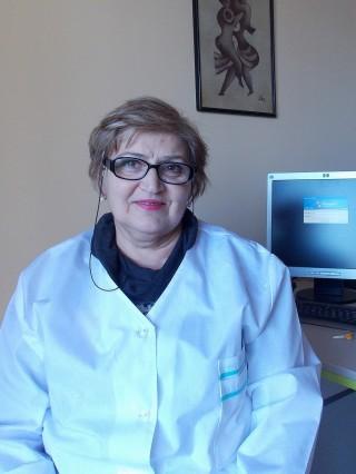Д-р Светла Маркова-Спасова