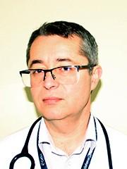 Д-р Любомир Сапунджиев
