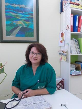 Д-р Ирина Митова
