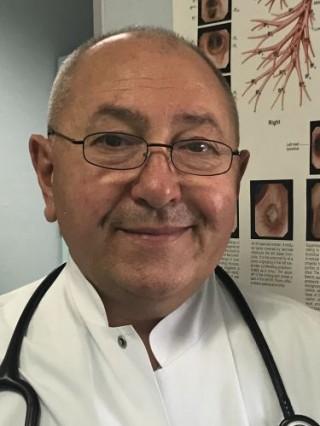 Д-р Христо Йорданов