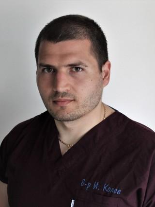 Д-р Илия Колев