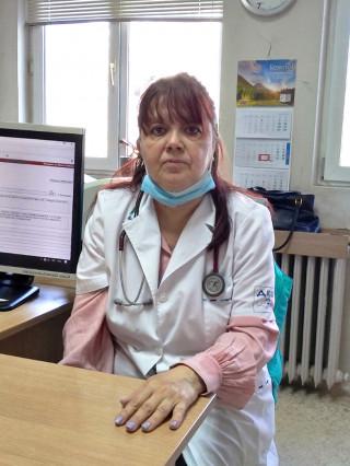 Д-р Ирена Стойкова