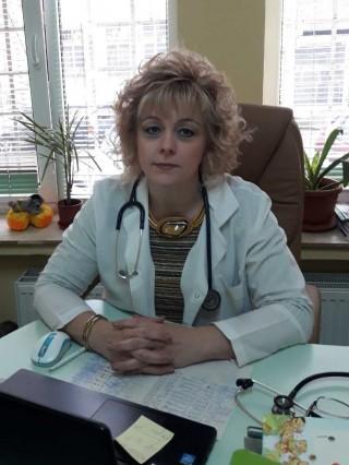 Д-р Райка Арабаджиева