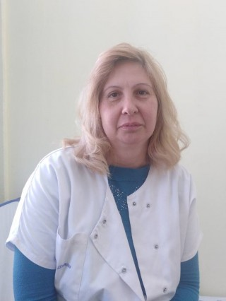Д-р Олга Лизева
