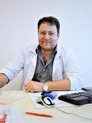 Д-р Нино Чаушев, дм