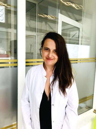 Д-р Катерина Гърковска