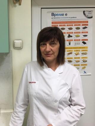 Д-р Ваня Добрева