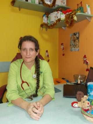 Д-р Деница Даскалова