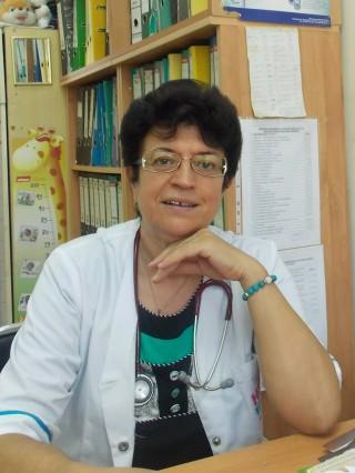 Д-р Пенка Маринова