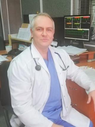 Д-р Ивайло Иванов