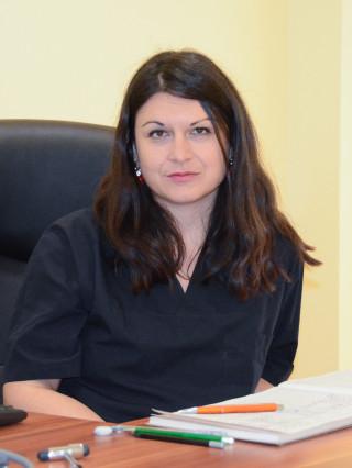 Д-р Теодора Иванова