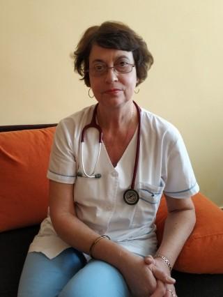 Д-р Лилия Стоянова