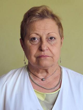 Доц. Стела Николова, дм